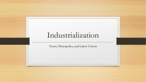 Industrialization PPT