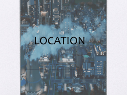 Location Lesson