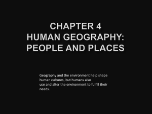 Notable Geographers And Models 1415