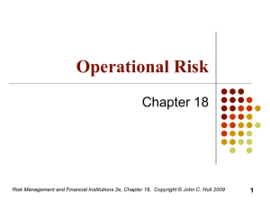1 Risk Management and Financial Institutions 2e, Chapter 18