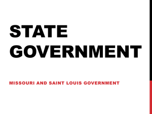 State Government - St. Louis Public Schools
