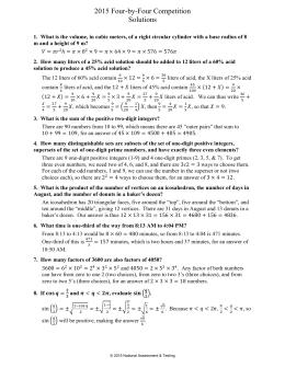 1 - National Assessment & Testing