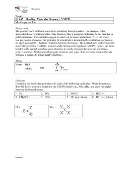 What is the value of the bond angle in XeCl2  Studycom