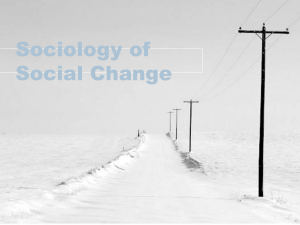 Social change - Cloudfront.net