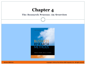 Chapter 4 - McGraw Hill Higher Education