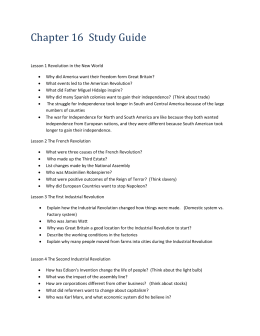 study guide for french revolution 1024 explain how the ideology of the french revolution lead france to develop from constitutional monarch to democratic despotism to the napoleonic empire.