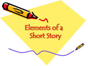 Elements of a Short Story .ppt