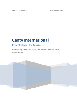 Canty International