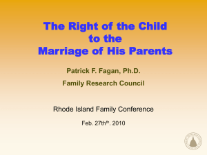 Children - Family Research Council