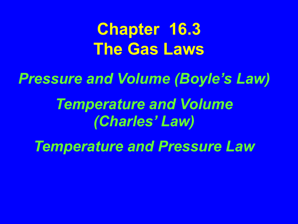boyles law and charles law gizmo answers activity a