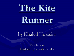 The Kite Runner - Cloudfront.net