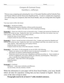 Grabber for my comparison essay? 10 pts!?