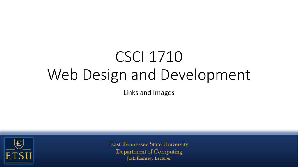 File Size - CSCI 1710