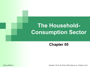 Consumption - McGraw Hill Higher Education