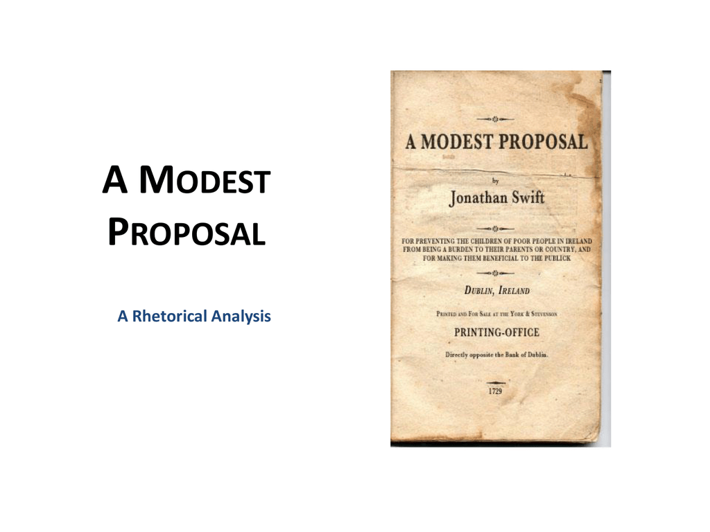 Synthesis Essay Prompt A Modest Proposal Rhetorical Analysis Rhetorical Devices  Personal Essay also Hugh Gallagher College Essay A Modest Proposal Rhetorical Analysis Rhetorical Devices  How To Write A Business Essay