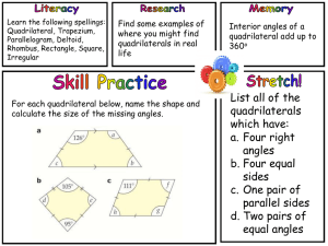 Literacy Skill Practice Stretch! Research Memory