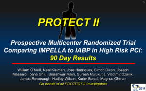 protect ii - Clinical Trial Results