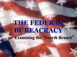 the role of the federal bureaucracy essay Start studying what are the roles of federal bureaucracy learn vocabulary, terms, and more with flashcards, games, and other study tools.
