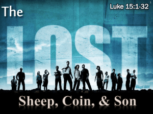 The Lost & Found Sheep, Coin & Son