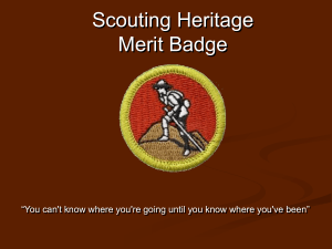 ScoutingHeritage