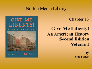 An American History Second Edition Volume 1