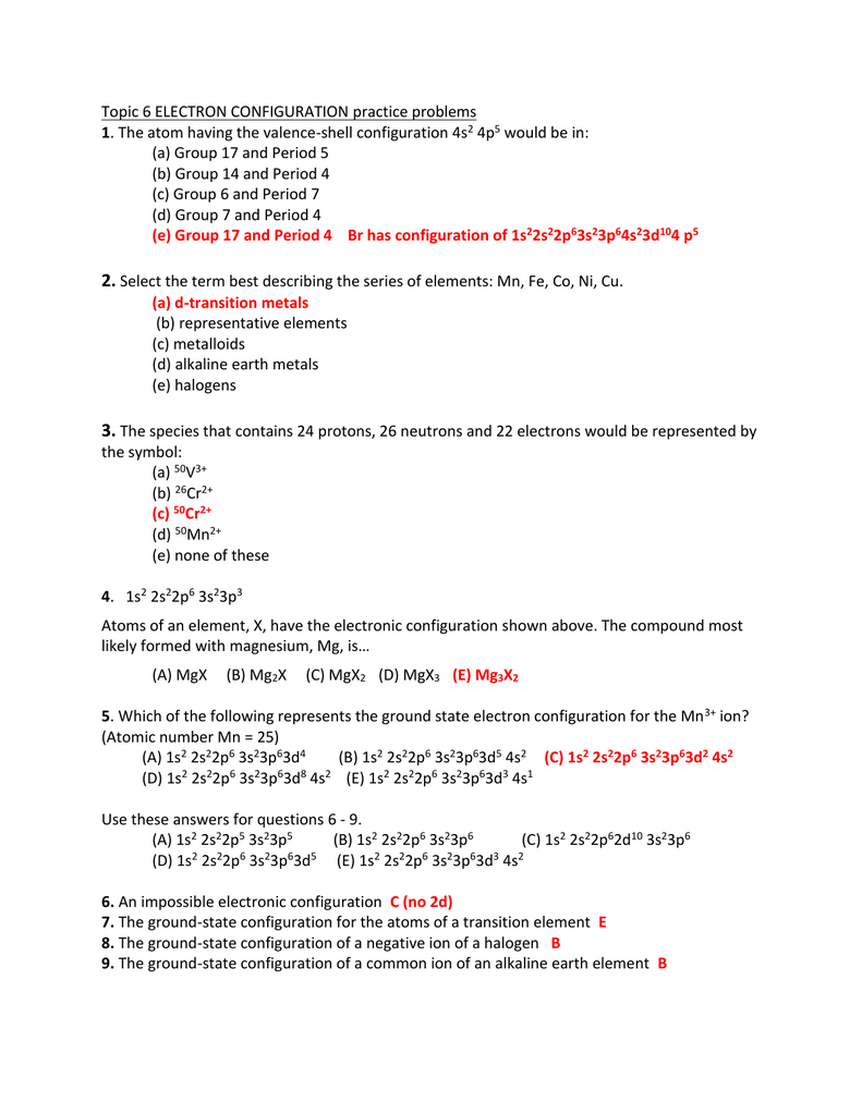 Atomic term symbol image collections symbol and sign ideas binnie practice problems electon configuration answers buycottarizona biocorpaavc