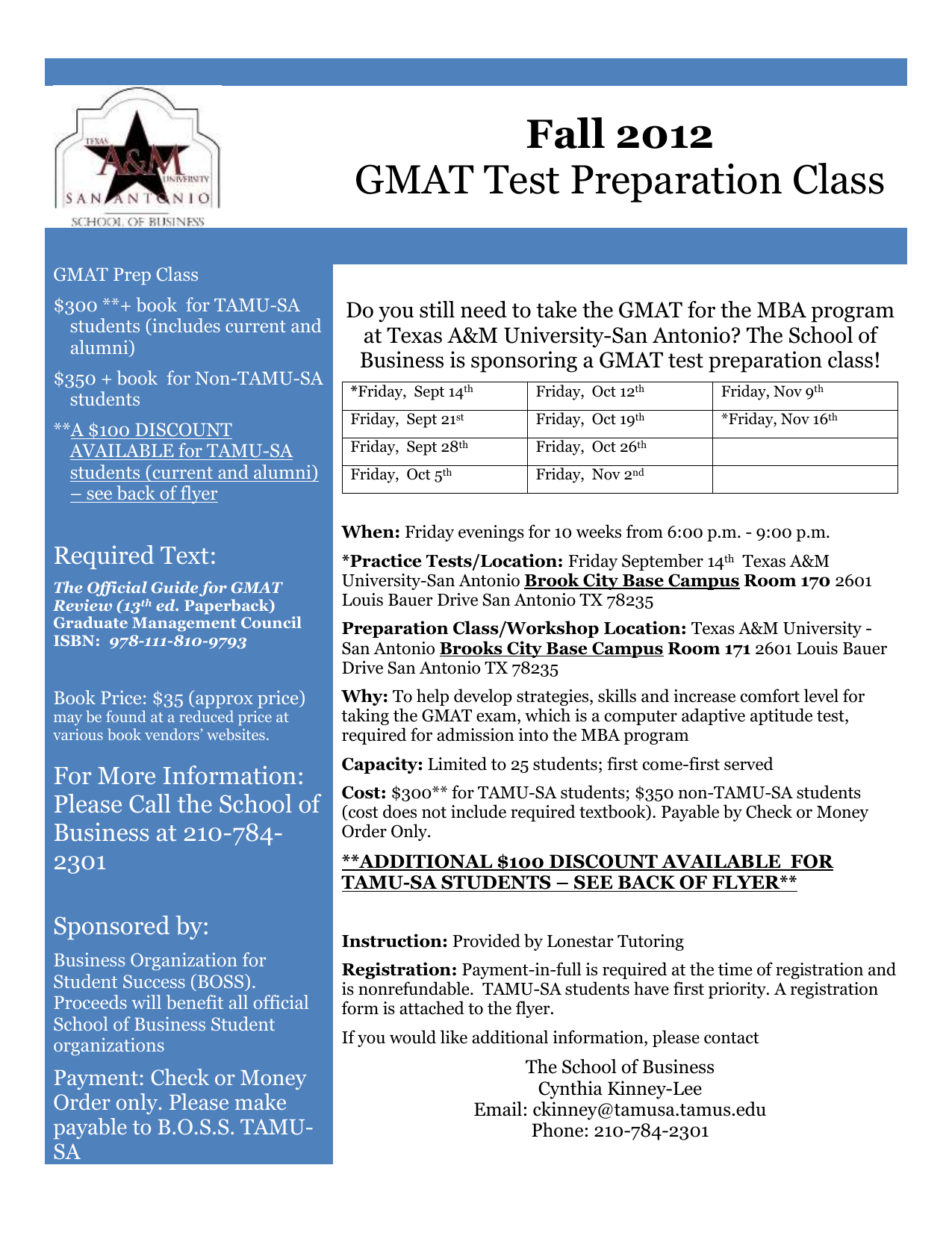 Gmat Test Book