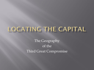 Locating the Capital 2 – Presentation