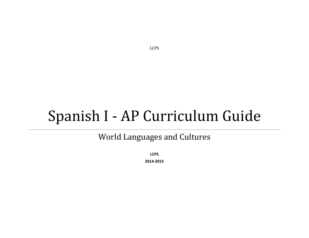 AP THEME : Families and Communities