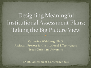 View the PPT Presentation - Texas Christian University