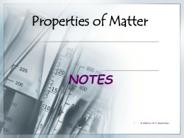 userfiles/1591/2 UNIT NOTES - Properties 2011(1)
