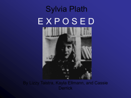 Sylvia Plath EXPOSED