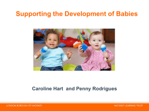 Short supporting the needs of babies 2016