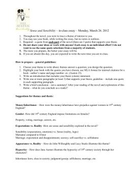 of mice and men essay assignment sense and sensibility essay