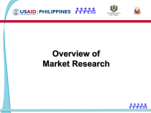 market research - RBAP-MABS