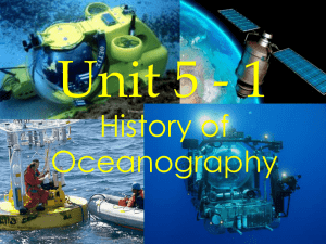 Marine Biology Chapter 1