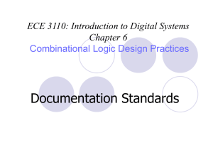 Documendation Standards(1)