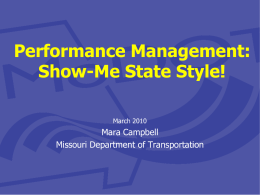 Show-Me State Style!
