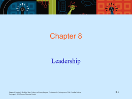 Follow this Learning Outline as you read and study this chapter