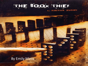 Book Theif- Final - emily