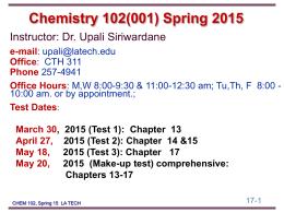 ap® chemistry 2012 scoring guidelines - AP Central