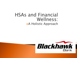 Ways to pay with your Blackhawk HSA