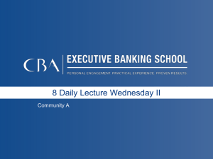 File - CBA Executive Banking School - Year 1