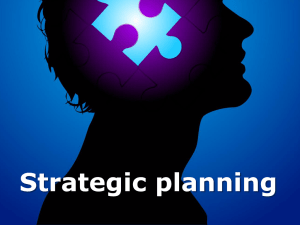 Final evaluation of the Strategic Plan