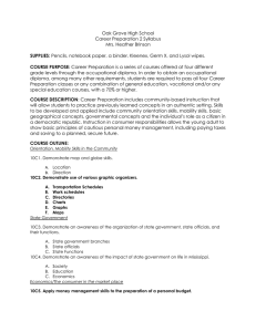 Career Prep. 2 Syllabus - Lamar County School District