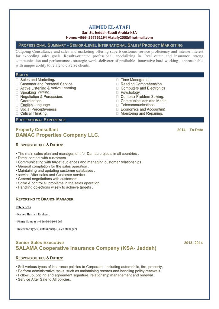 Alaman Insurance Broker Company, Jeddah –Saudi Arabia