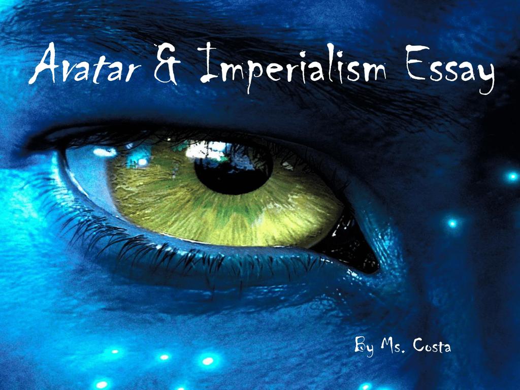Imperialism essay