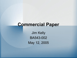Commercial Paper.eve