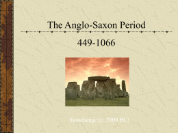 Old English Powerpoint