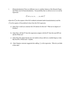Midterm Questions - Montana State University